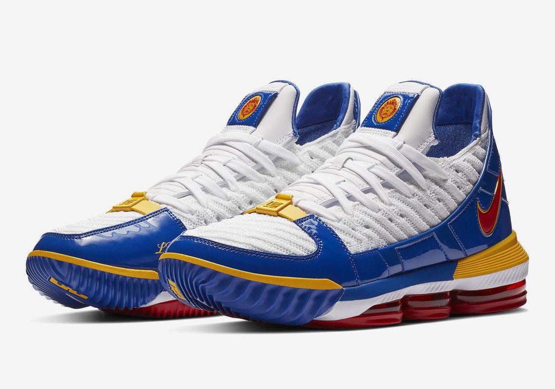 4b2a72813f5 Nike Lebron XVI 16 SB Superbron CD2451-100 Available Now – Housakicks