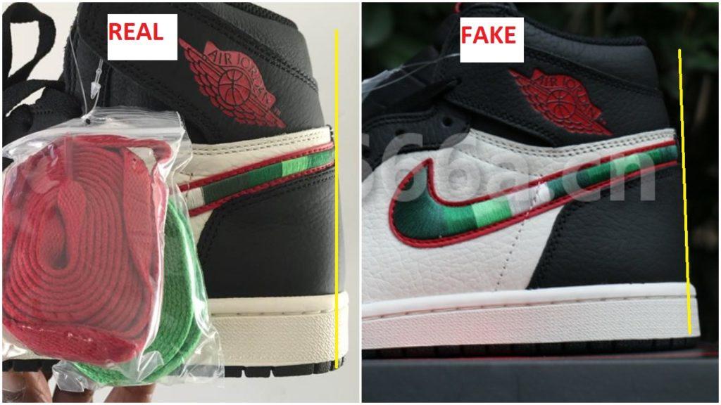 Real Vs Fake Sneakers Housakicks