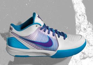 a40de46feb74 Nike Kobe 4 Protro Hornets Draft Day