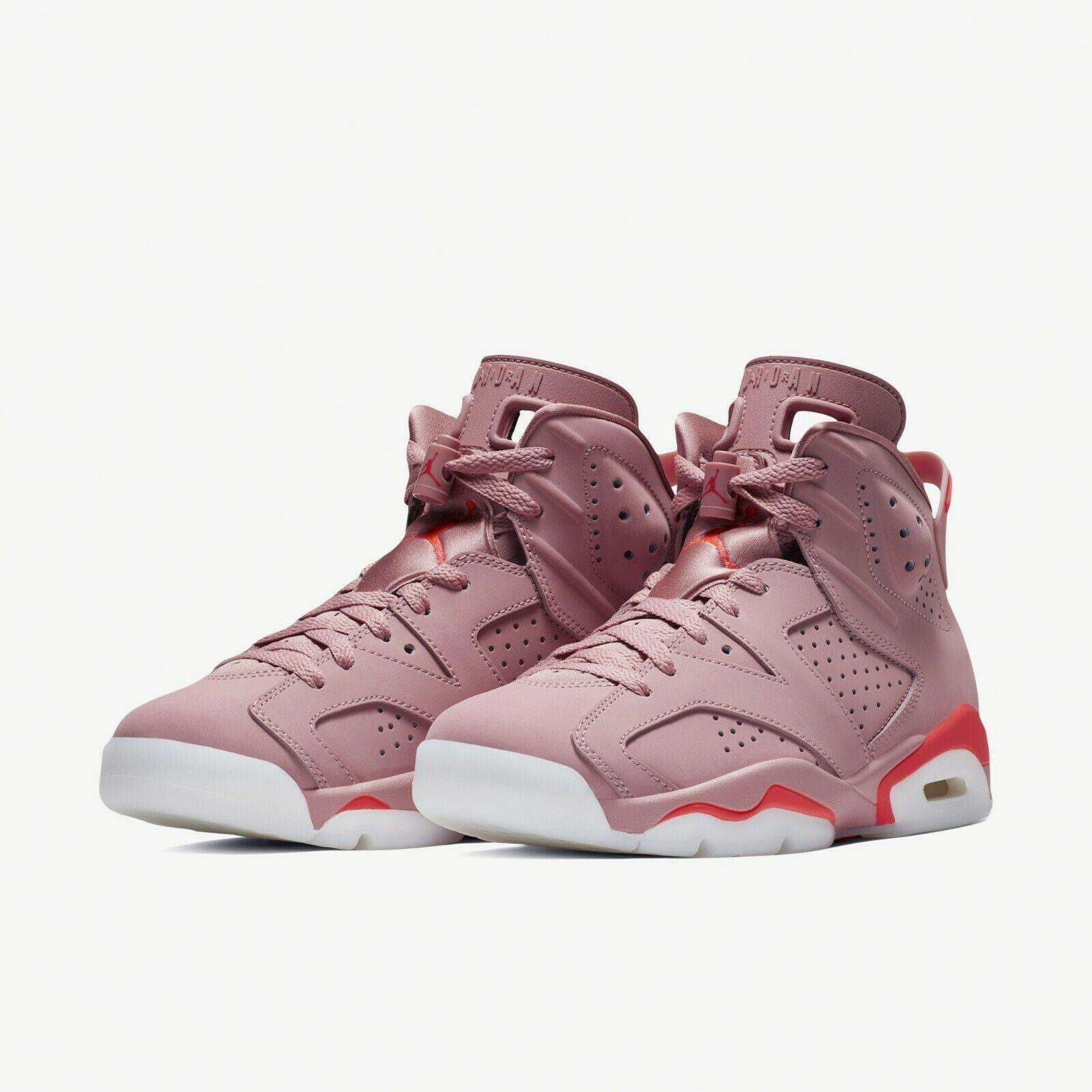 397ecea76d7 Air Jordan 6 Aleali May Rust Pink CI0550-600| Limited & Buy It now ...