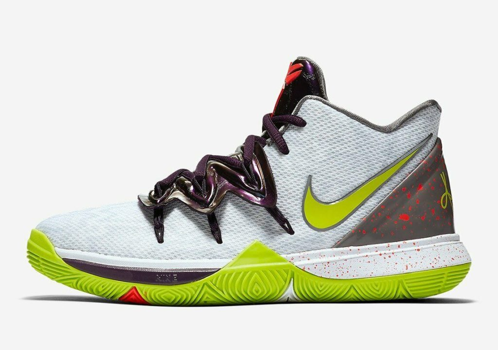 6f3117db0b8d Nike Kyrie 5 Mamba Mentality AO2918-102 -Buy It Now