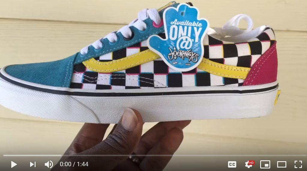 0895401c92f2 Quick Look At The Vans old Skool Crazy Checks Multi
