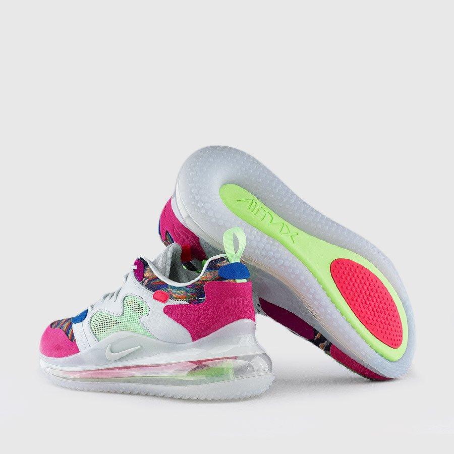 Nike Air Max 270 OBJ Hyper Pink Lime Multi  CK2531-900