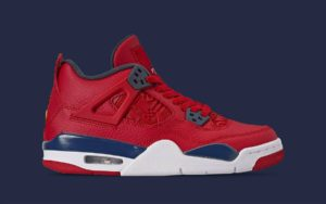 Air Jordan 4 Fiba Gym Red CI1184-617