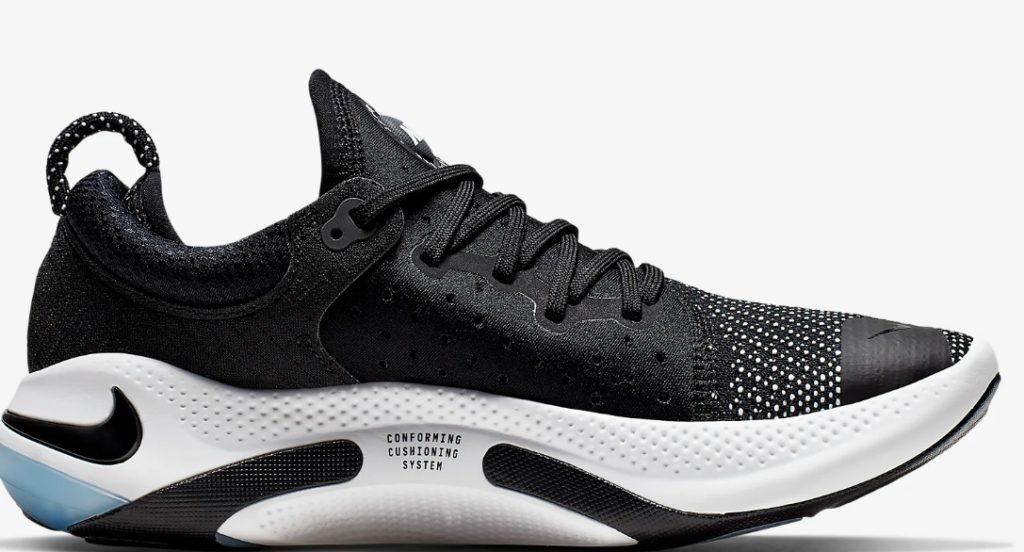 Nike Joyride Run Flyknit Black White AQ2730-001