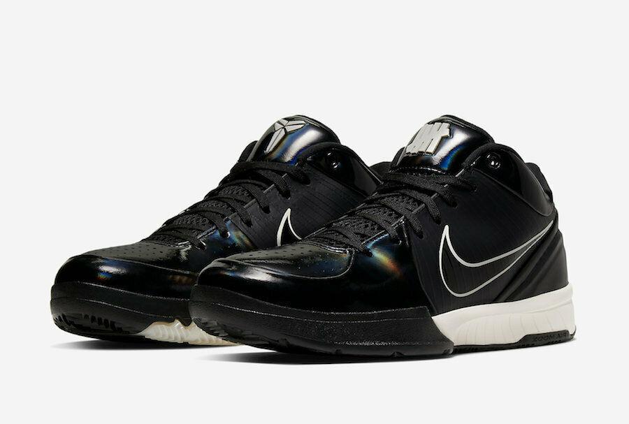 Undefeated Nike Kobe 4 IV Protro CQ3869-001