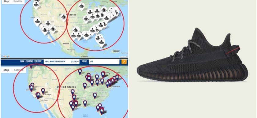 Adidas Yeezy Boost 350 V2 Black FU9006 how many pairs made