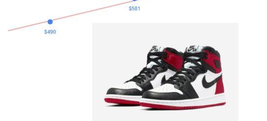 Air Jordan 1 Satin Black Toe Be Worth $500, $700 Or More Current Trend