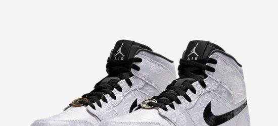 Air Jordan 1 Mid Edison Chen Clot CU2804-100