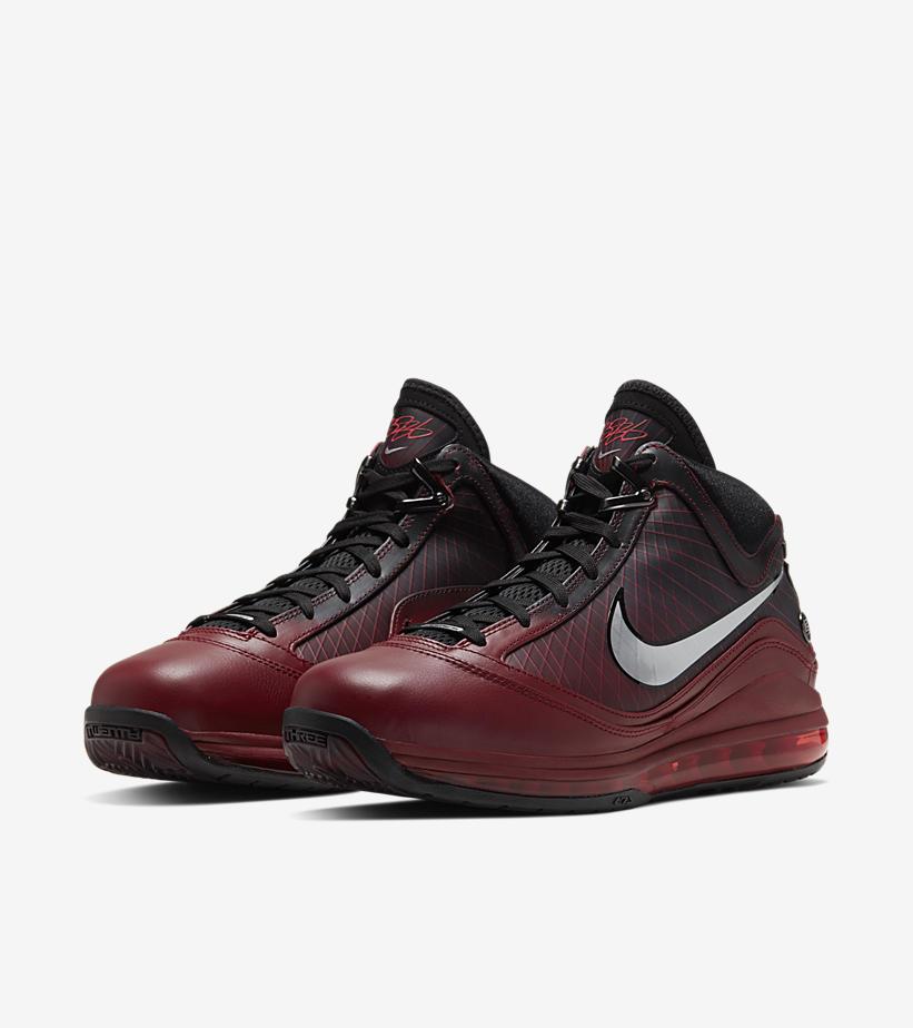 Nike Lebron 7 QS Christmas CU5133-600
