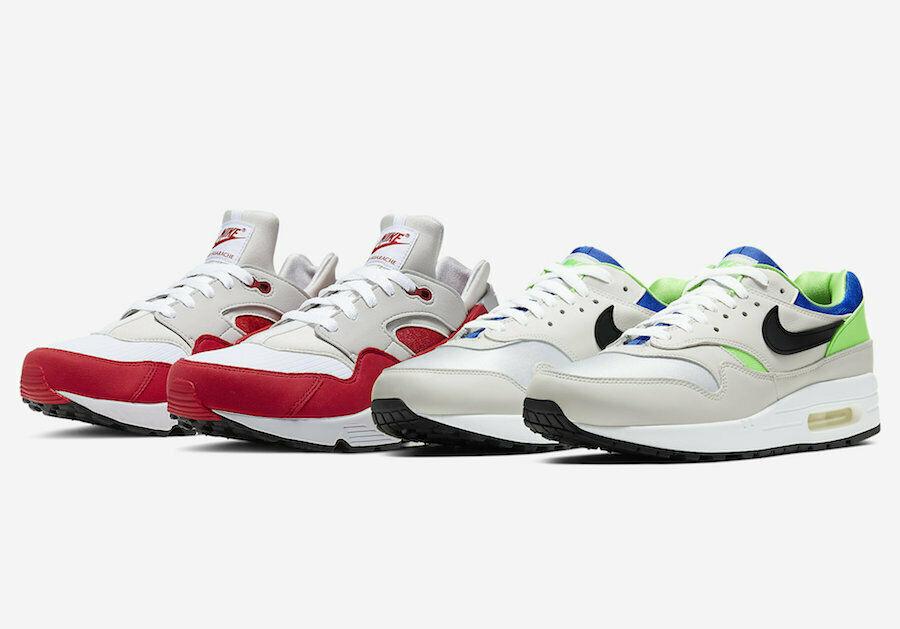 Nike Air Max 1 x Air Huarache Run DNA Series 87 x 91 AR9863-900