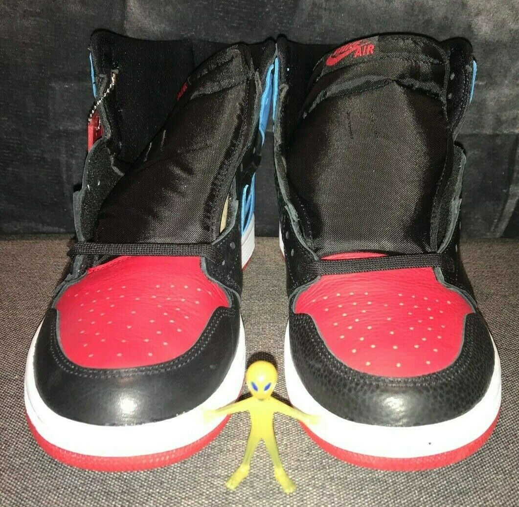 Air Jordan 1 UNC To Chicago  CD0461-046 Resale Value