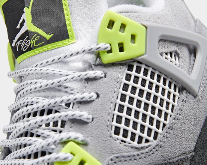 Air Jordan 4 Neon CT5342-007