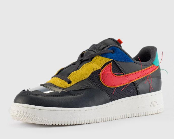 Nike Air Force 1 BHM CT5534-001 1