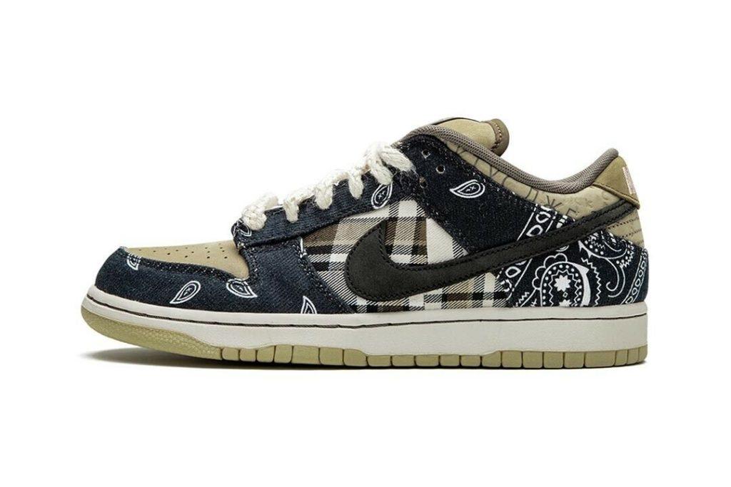 Where To Buy The Travis Scott x Nike SB Dunk Low PRM QS