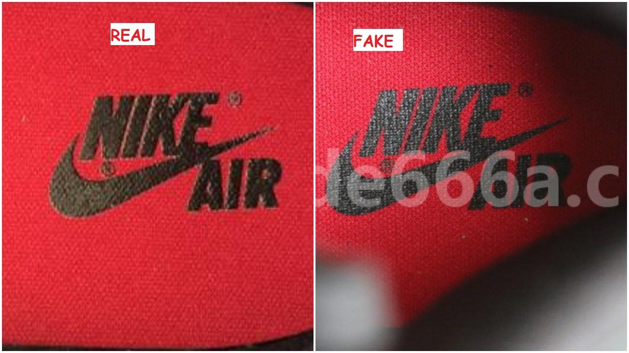 real vs fake air jordan 1 unc to chi