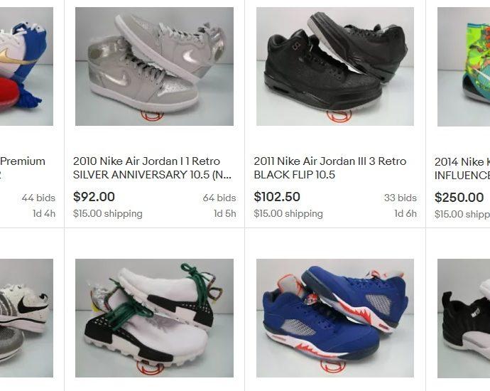 SoleSupremacy Auctions Air Jordan Retros, Yeezy's, Foamposites & More Exclusive Sneakers