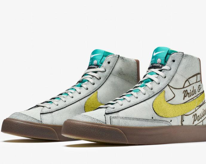 The Nike Blazer Mid 77 Motivation