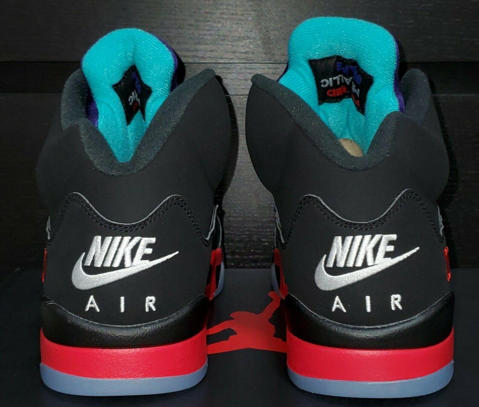 Air Jordan 5 Top 3 CZ1786-001 backview