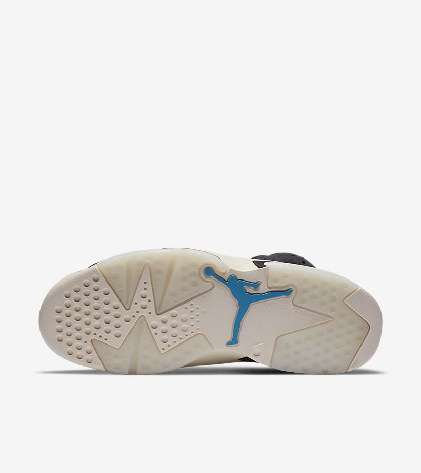 Air Jordan 6 Tech Chrome CK6635 001 1
