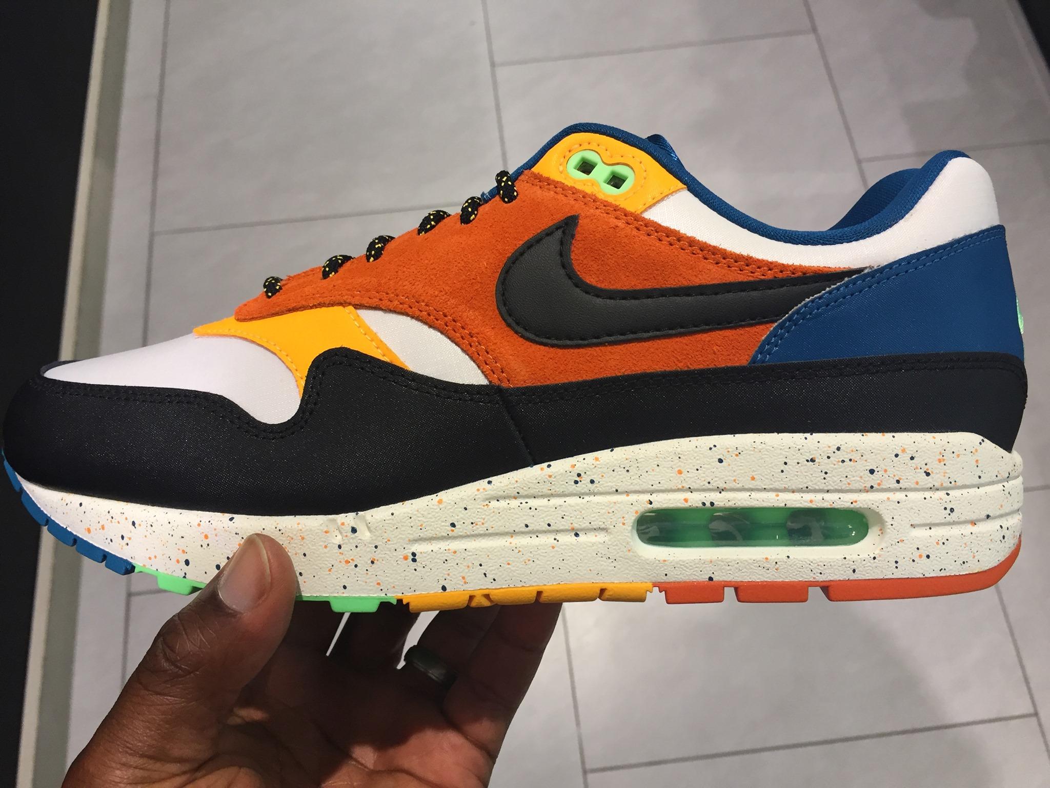 Aparecer controlador coser  Where To Buy The Nike Air Max 1 Multicolor Mix CZ8140-001