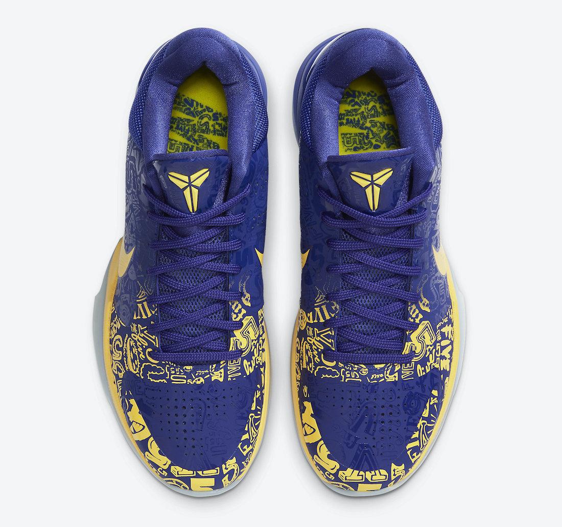 Nike Kobe V 5 Rings CD4991-400