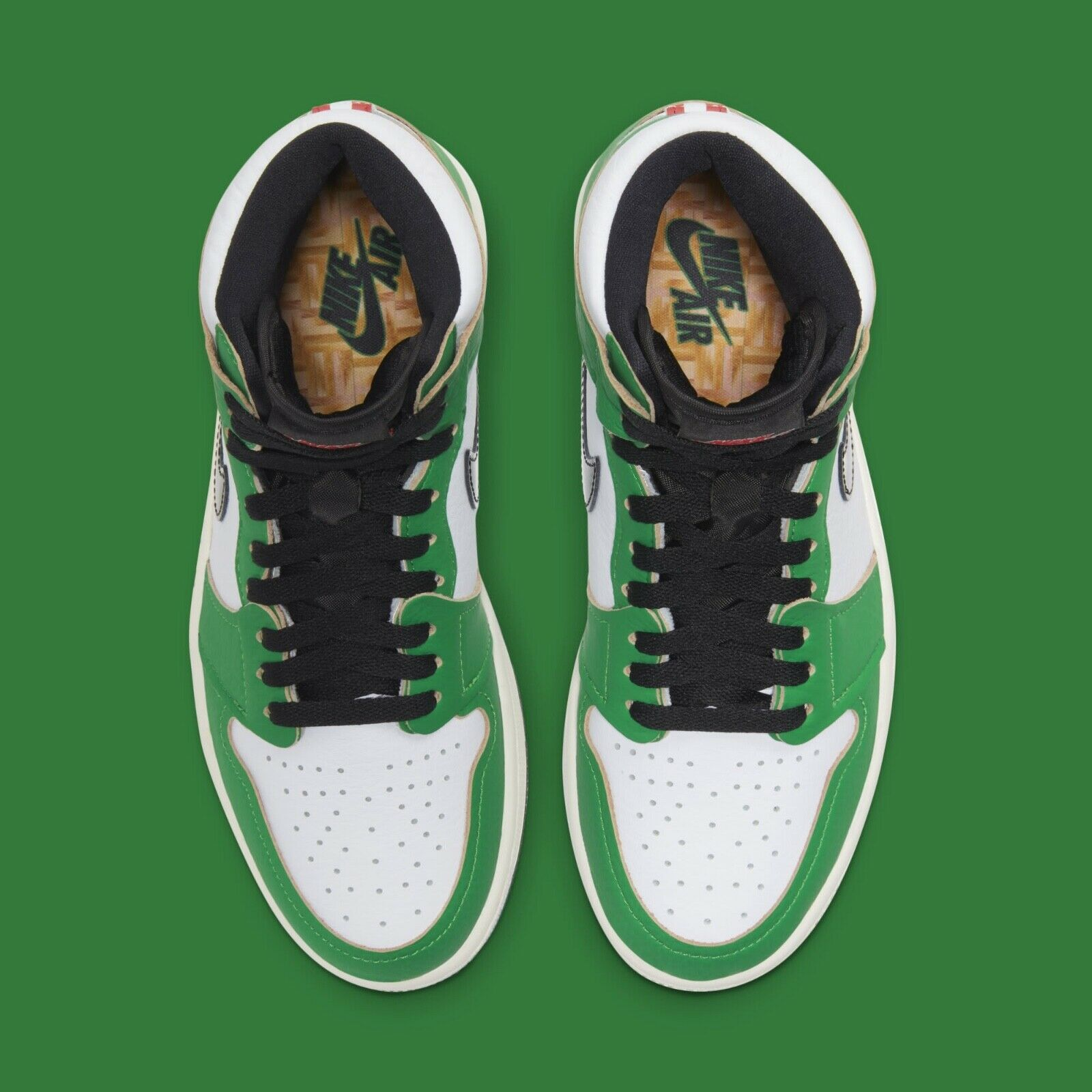 Where To Buy The Air Jordan 1 High OG Lucky Green DB4612-300