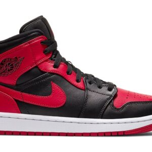 Air Jordan 1 Mid Banned 554724 074