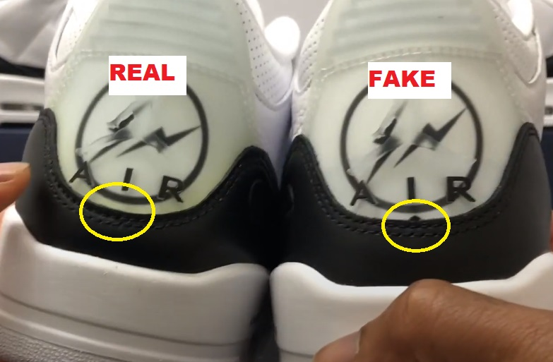 how to spot the fake air jordan 3 fragment