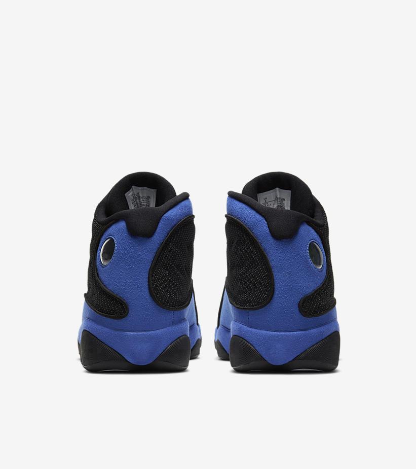 Air Jordan 13 Black Hyper Royal 414571-040