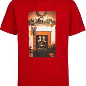 Air Jordan AJ1 Christmas Chimney Tee Shirt