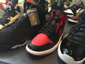 Air Jordans For Sale Fire Red 4, DMP 6, Banned 1, Bel Air 5, Dark Concord 12, Black & Gold 12, & More