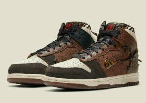 Bodega x Nike Dunk High Legend CZ8125-200