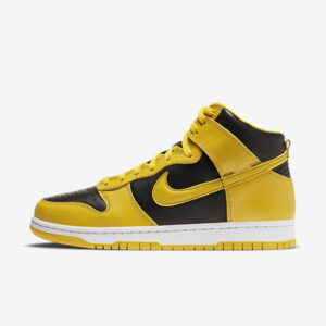 Nike Dunk High Varsity Maize Wu-Tang CZ8149-002