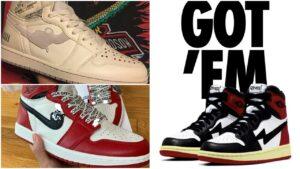 Sales Are Booming On eBay With A New Breed Of Nike & Jordan Replicas Air Kiy, Fugazi, Ineverheardofyou