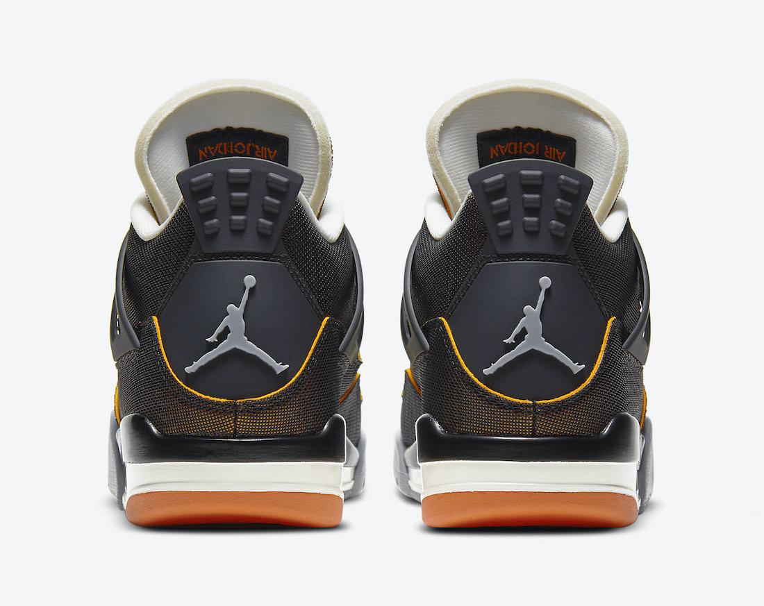Wmns Air Jordan 4 Starfish CW7183-100