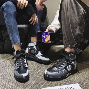 Kobe MVP 81 pts #24 Sneaker Black& Grey