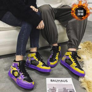 Kobe MVP 81 pts #24 Sneaker PURPLE gOLD