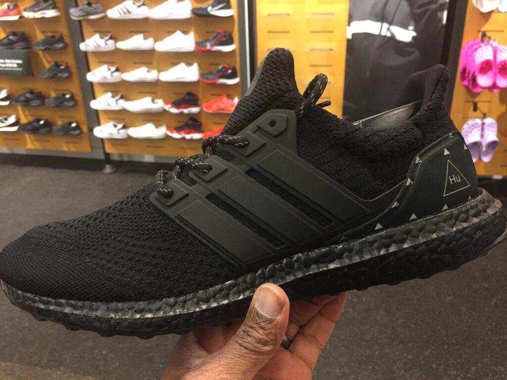 Adidas Ultra Boost DNA Triple Black H01893