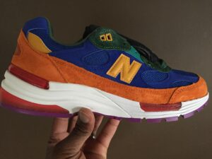 New Balance 992 Multicolor NB992MC