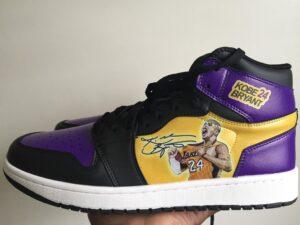 Homage to kobe primo 1 sneakers