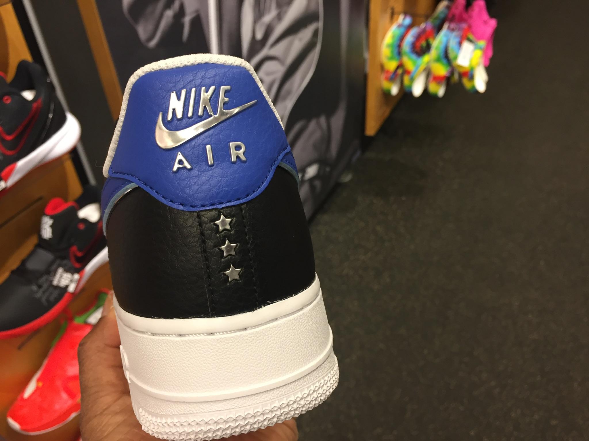 Nike Air Force 1 Shooting Stars DD9784-001 & Buy It now