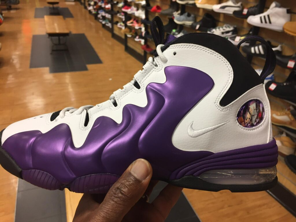 Nike Air Penny 3 Eggplant CT2809 500