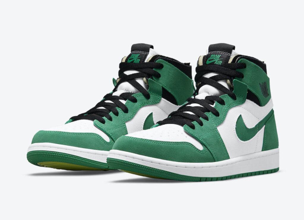 Air Jordan 1 Zoom CMFT Stadium Green CT0978-300
