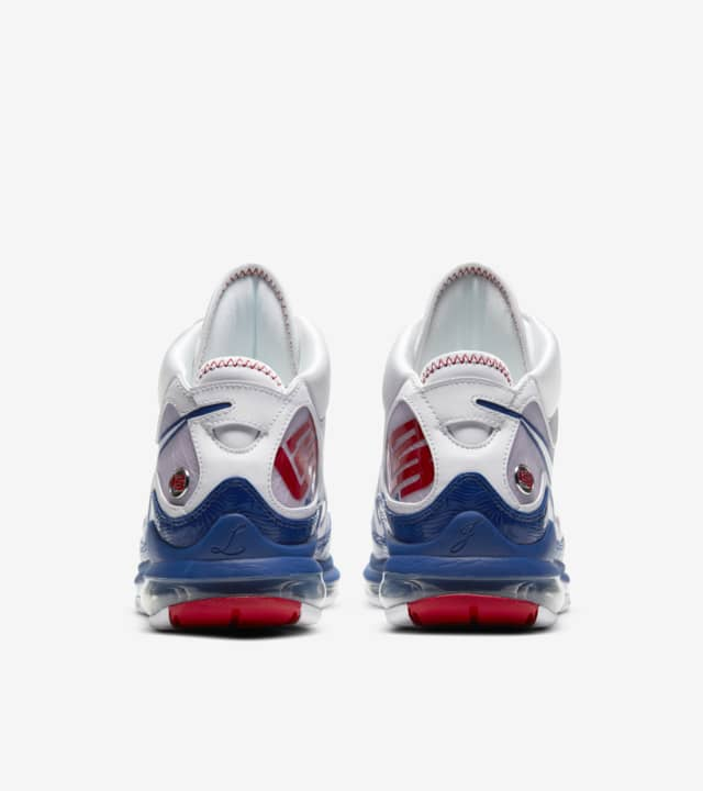 Buy The Nike Lebron 7 Baseball Blue Dodgers DJ5158-100