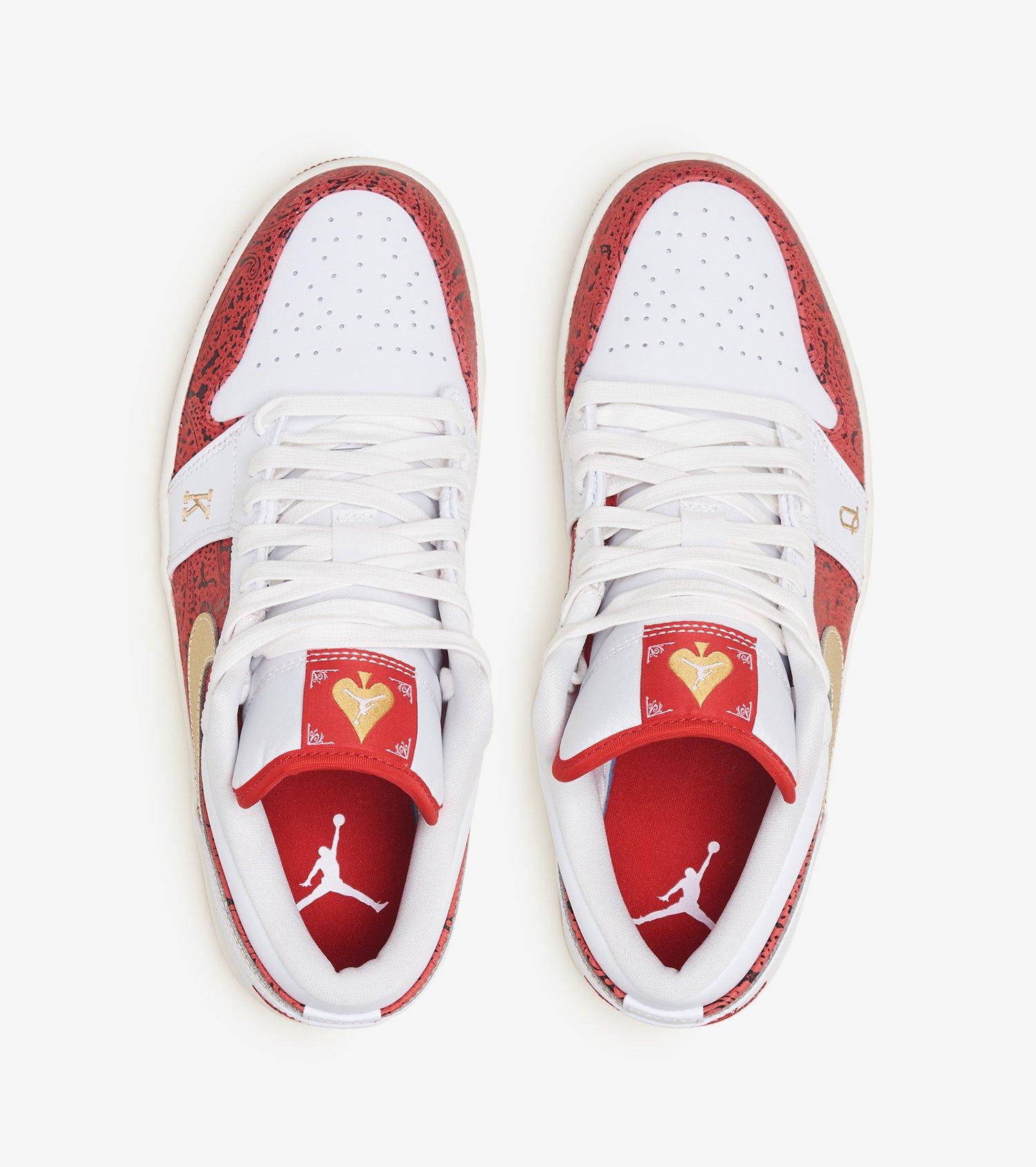 Air Jordan 1 Low Spades DJ5185-100