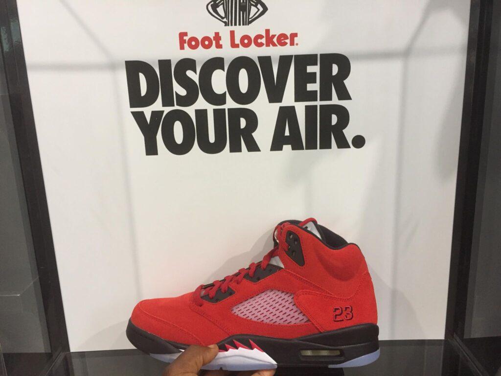 Footlocker Is Receiving More Air Jordan 5 Raging Bull , Late Shipments & Resale