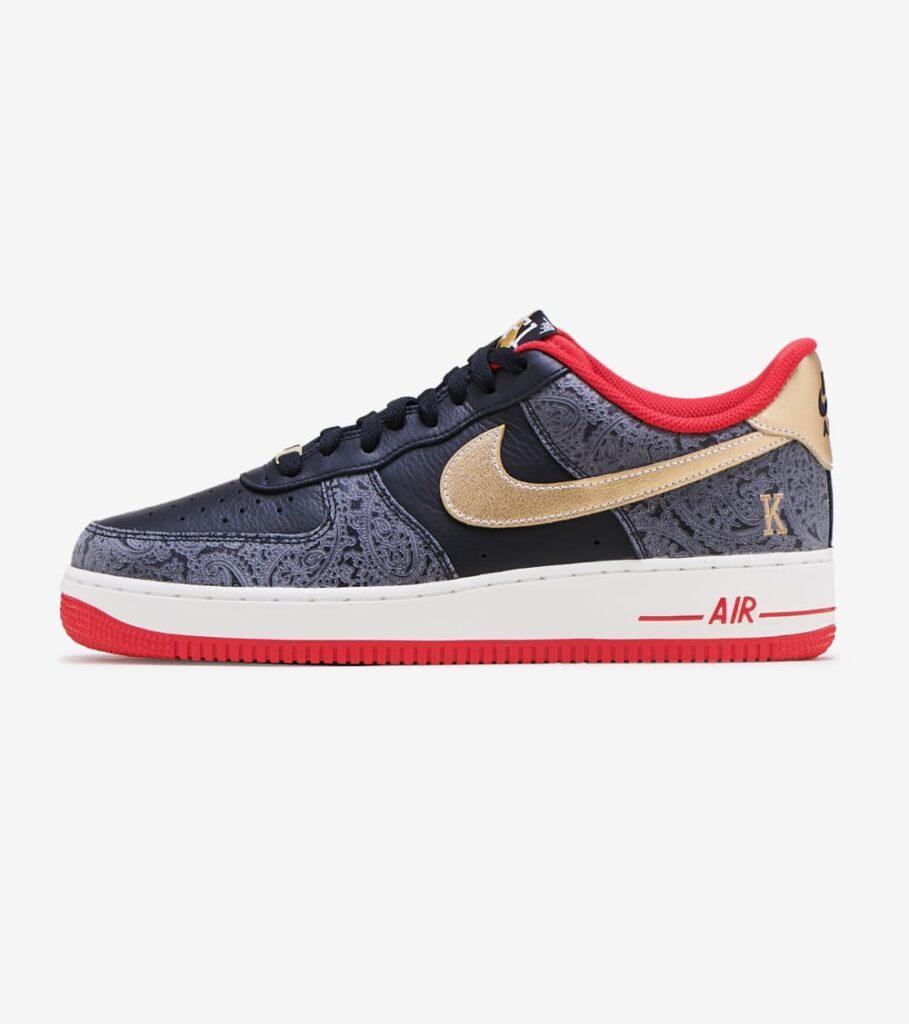 Nike Air Force 1 Low Spades DJ5184-001
