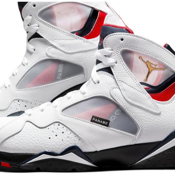 PSG x Air Jordan 7 CZ0789-105 side view