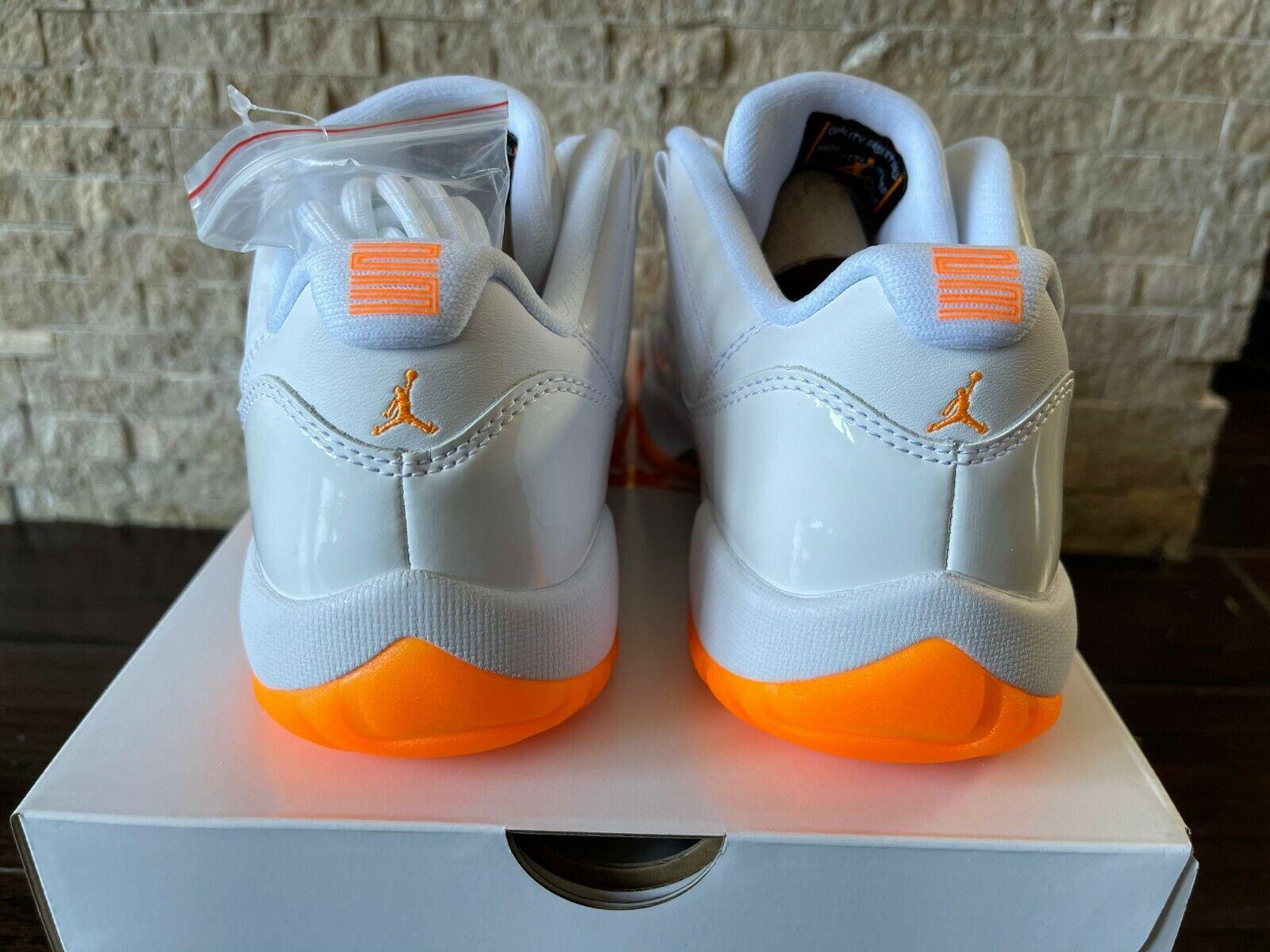 Where To Buy The Air Jordan 11 Low Bright Citrus AH7860-139 & Resale Value
